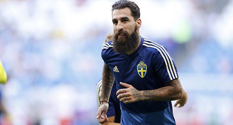 Fotbollsspelaren Jimmie Durmaz