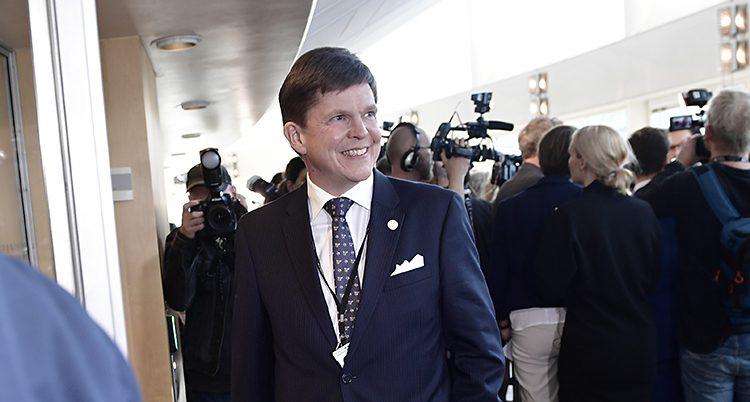 Andreas Norlén blir riksdagens talman