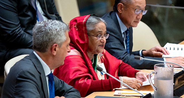 Bangladesh premiärministe