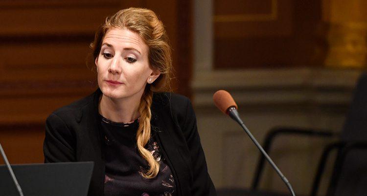 Caroline Szyber i Kristdemokraterna.