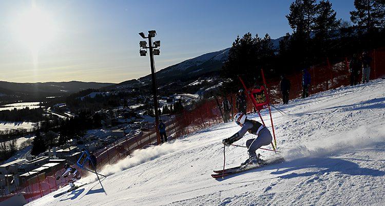 Slalom i Åre