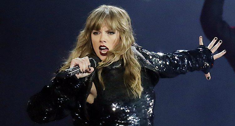 Artisten Taylor Swift