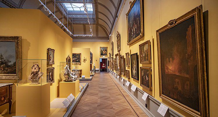 Nationalmuseum efter ombyggnaden