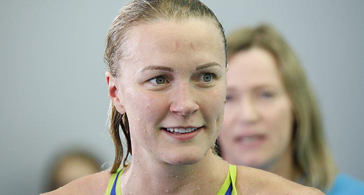 Simmaren Sarah Sjöström