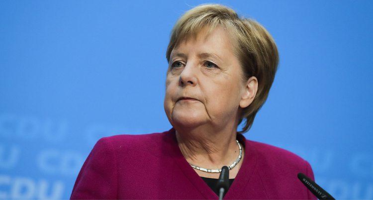 Tysklands ledare Angela Merkel