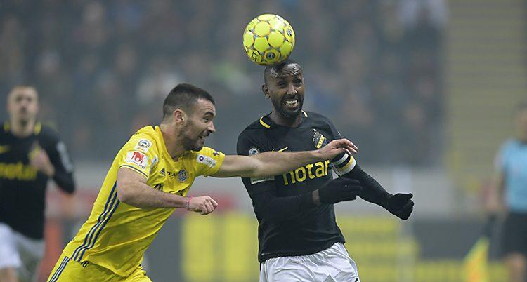 AIK och Sundsvall spelade oavgjort.
