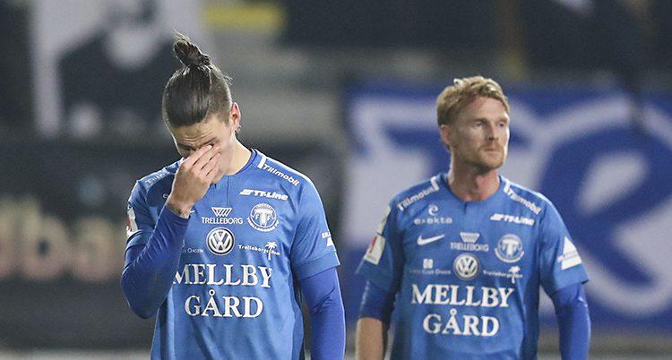 Trelleborg förlorade mot Östersund