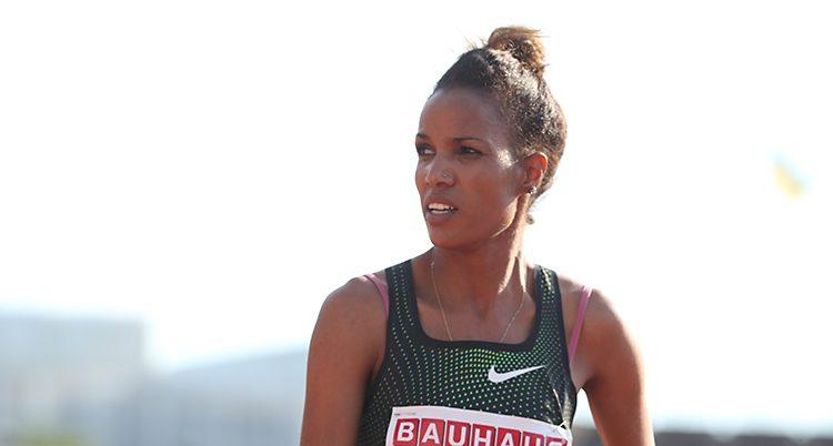 Löparen Meraf Bahta