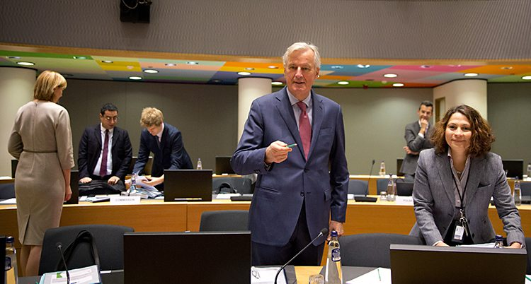 Michel Barnier i EU