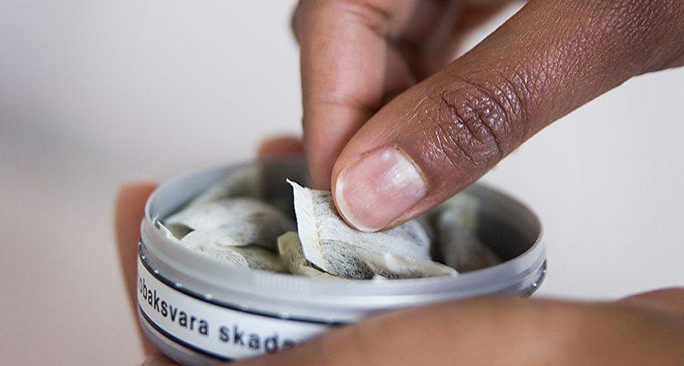 Snus får inte säljas i andra EU-länder