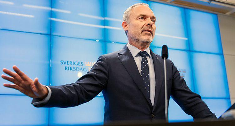 Liberalernas Jan Björklund.
