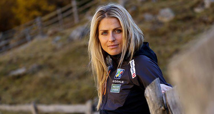 Skidåkaren Therese Johaug