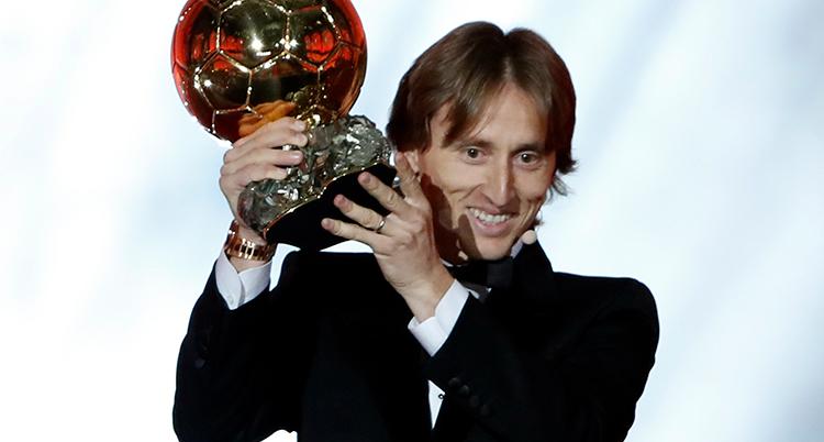 France Golden Ball