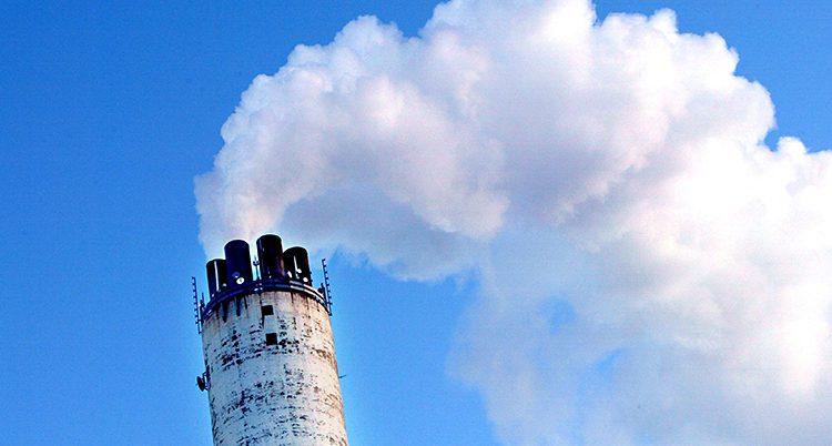 Utsläppen ökar i världen.