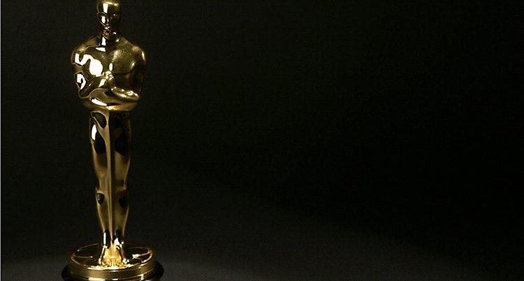En bild på Oscarsstatyeten