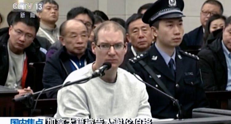 Mannen har dömts till döden i Kina