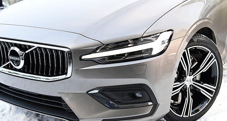 En bil från Volvo.