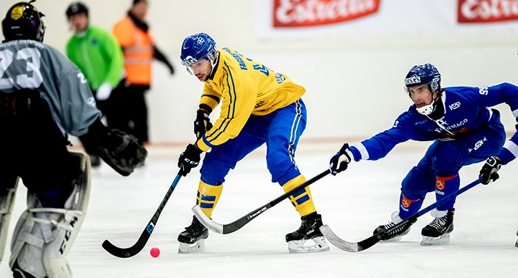 Sverige vann mot Finland