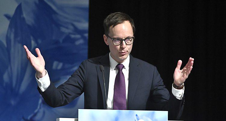 Mats Persson i partiet Liberalerna.