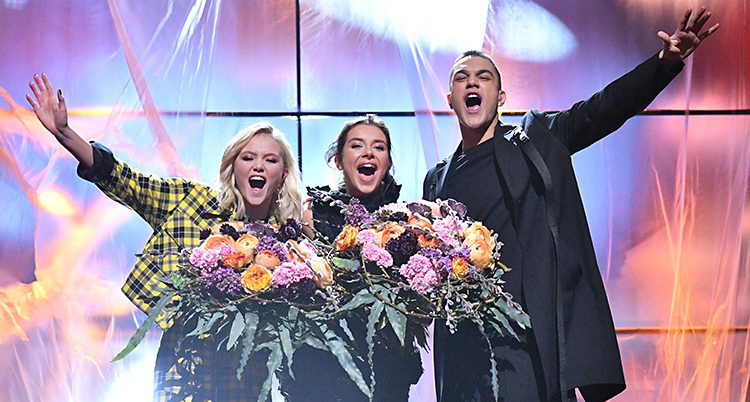 De går till final i Melodifestivalen