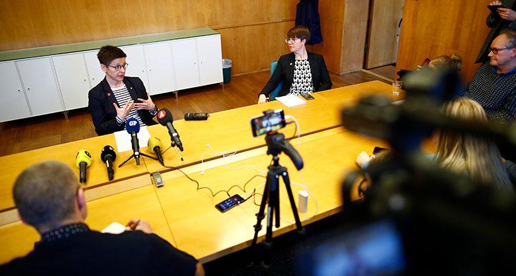 Ann-Sofie Hermansson vägrar att sluta