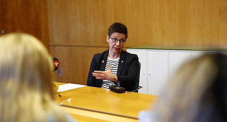 Ann-Sofie Hermansson.