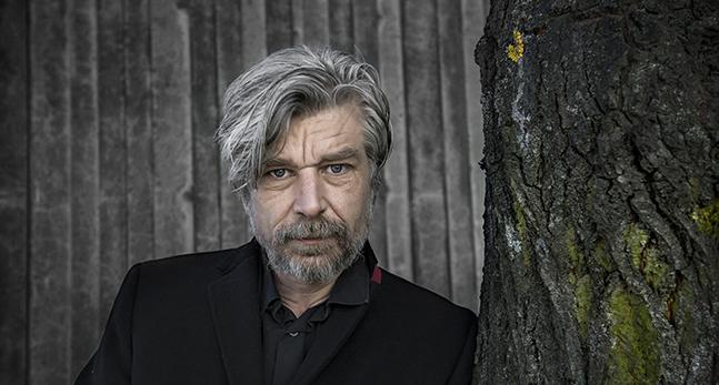 Författaren Karl Ove Knausgår