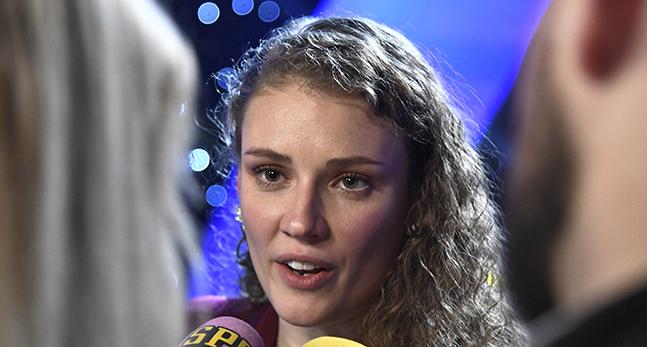 Skidskytten Hanna Öberg