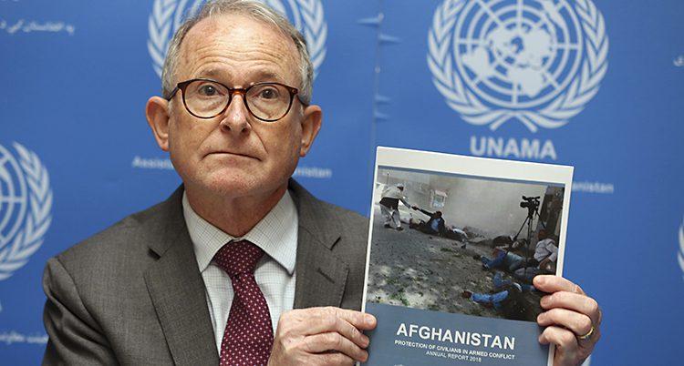 Richard Bennett i FN
