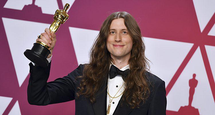 Ludwig Göransson fick pris.