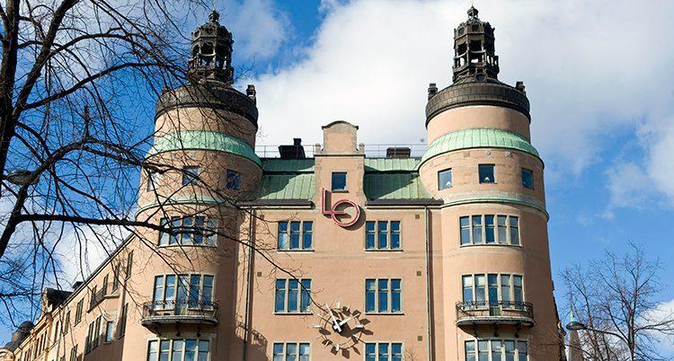 LO-huset i stockholm.