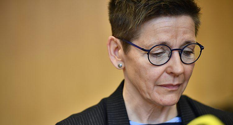Ann-Sofi Hermansson.