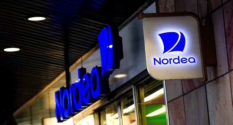 Ett av Nordeas kontor.
