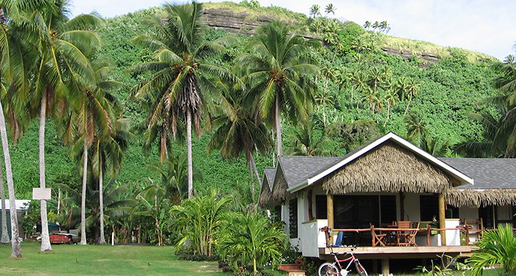 En bild från Cooköarna.