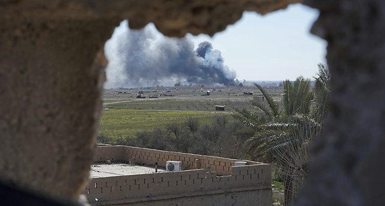 Strider i Syrien