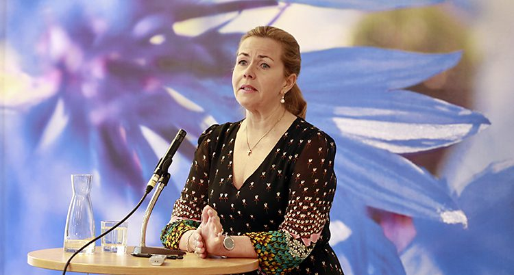 Cecilia Wikström i Liberalerna