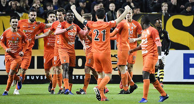 AFC Eskilstuna slog ut AIK