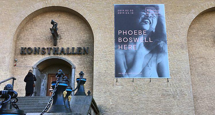 Göteborgs konsthall.