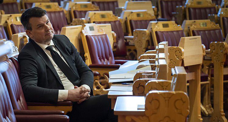 Tor Mikkel Wara i den norska regeringen