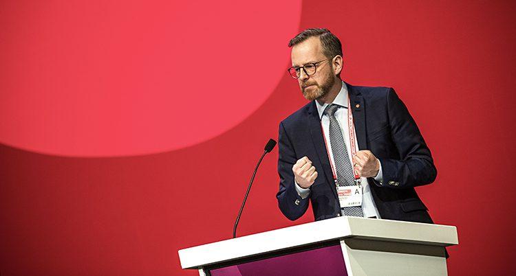 Socialdemokraten Mikael Damberg