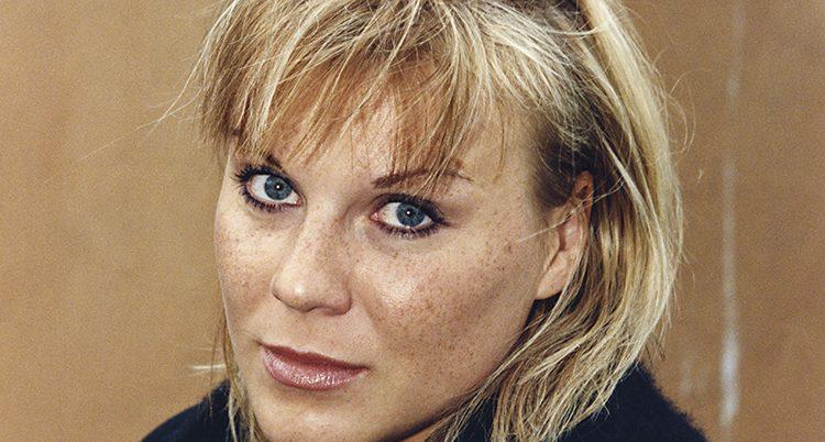 Sångerskan Josefin Nilsson.