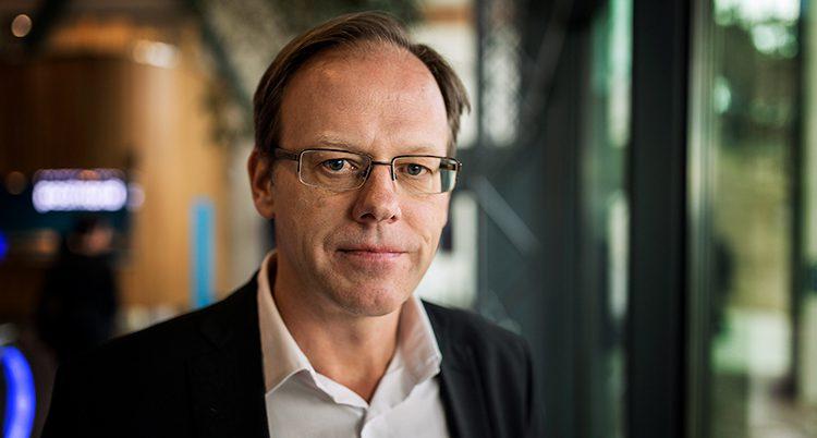 Håkan Ericsson slutar.