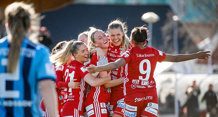 Piteå vann mot Djurgården.
