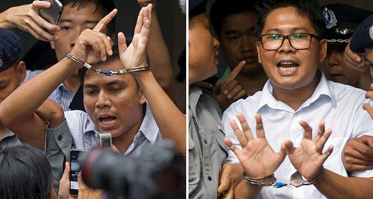 Kyaw Soe Oo, Wa Lone