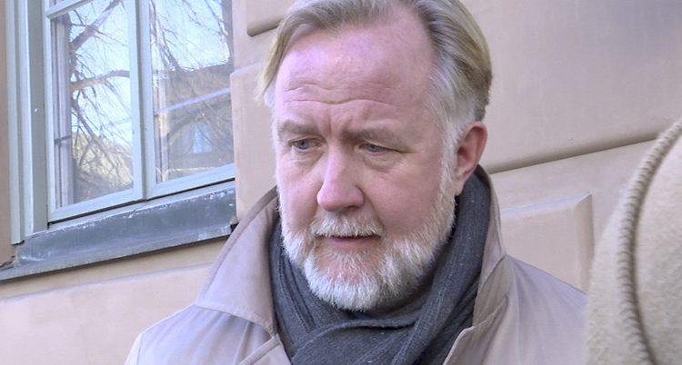 Johan Pehrson i Liberalerna