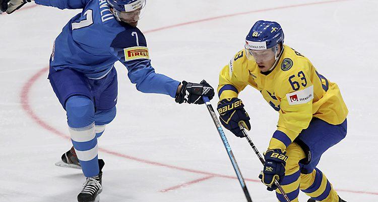 Sverige vann stort mot Italien