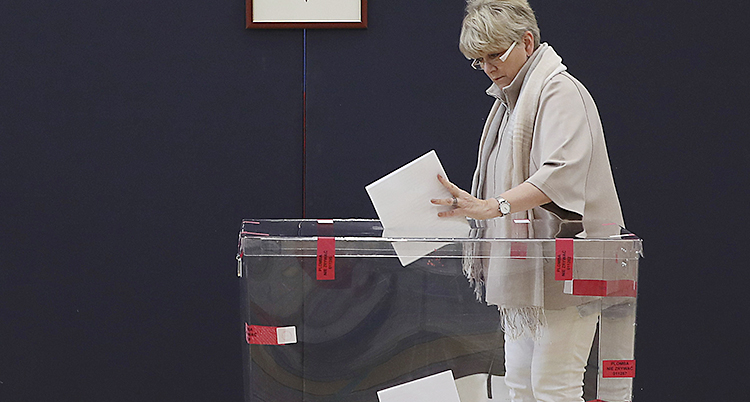 Poland European Elections