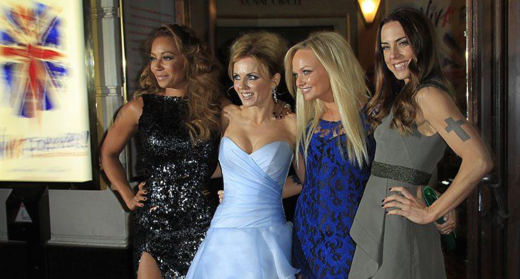Spice Girls spelar igen.