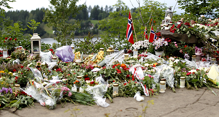 TERRORD≈D NORGE