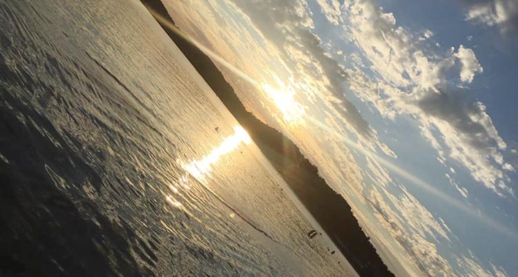 solnedgangaskimsbadet
